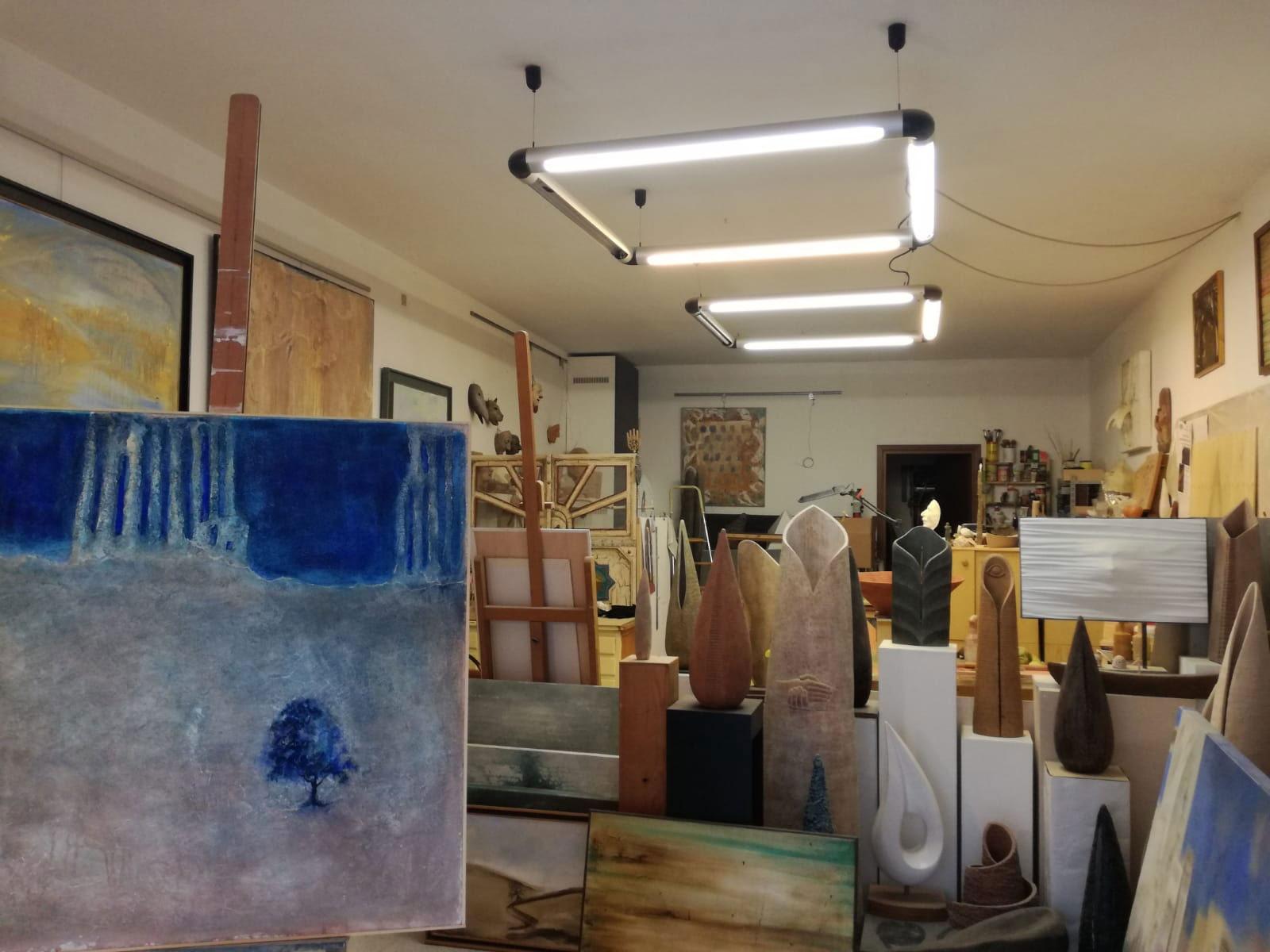 Studio di Sima Shafti e Amir Sharifpour