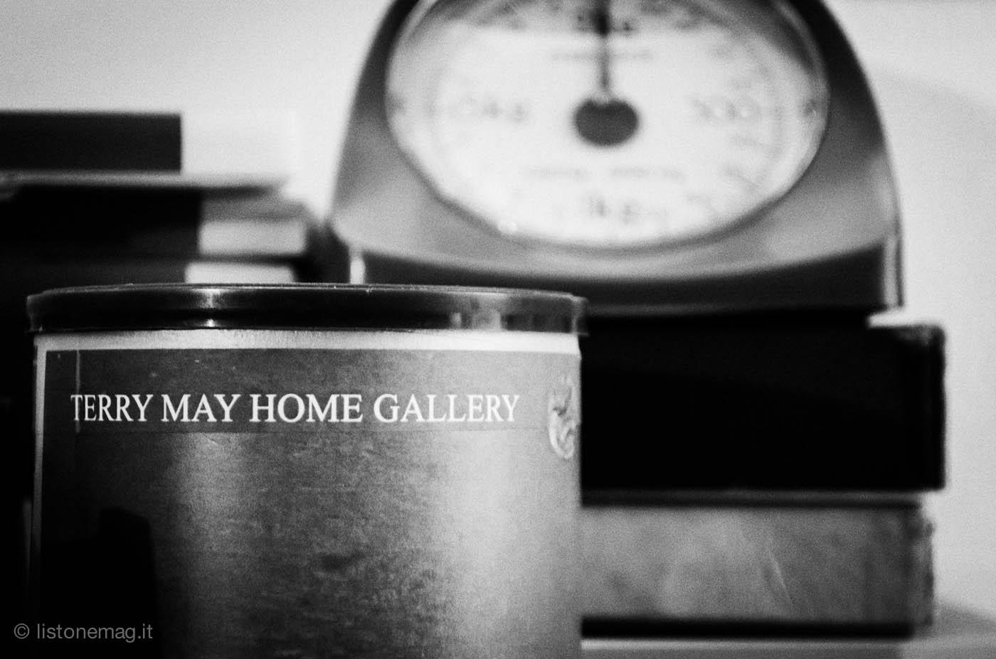 Studio di Terry May. Foto © Astrid Nielsen